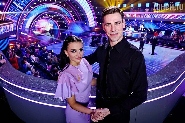 Дмитрий Дюжев решил покинуть шоу «Танцы со звездами»