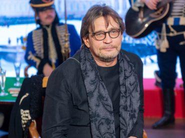 Александр Домогаров сменил статус холостяка