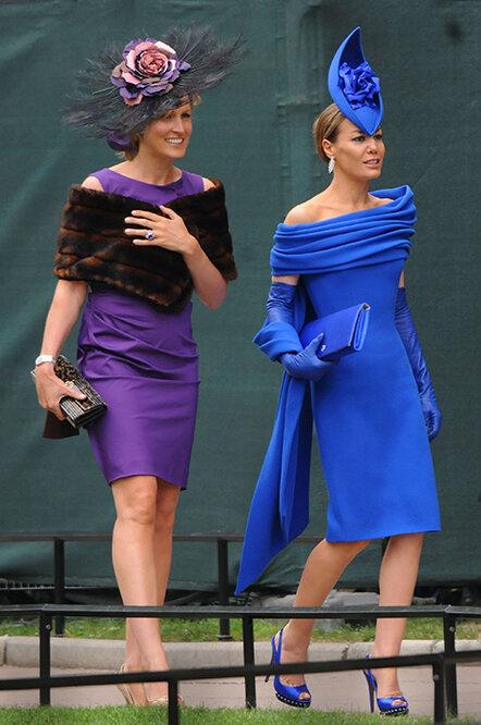 8 оригинальных нарядов звезд на королевских свадьбах