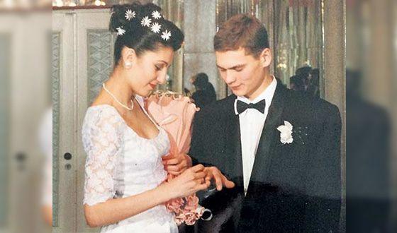 Жена Александра Пашкова – фото
