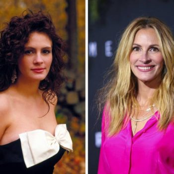 8 фото знаменитостей в 20 лет и сейчас
