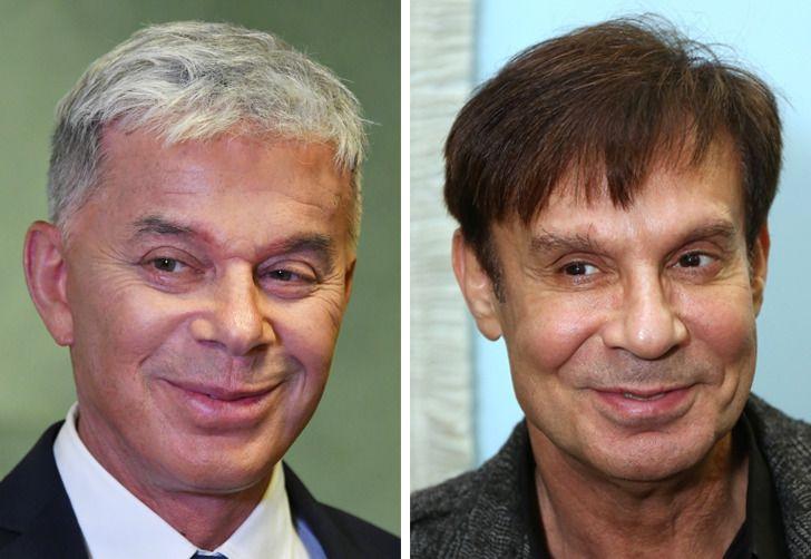 Олег Газманов и Ефим Шифрин