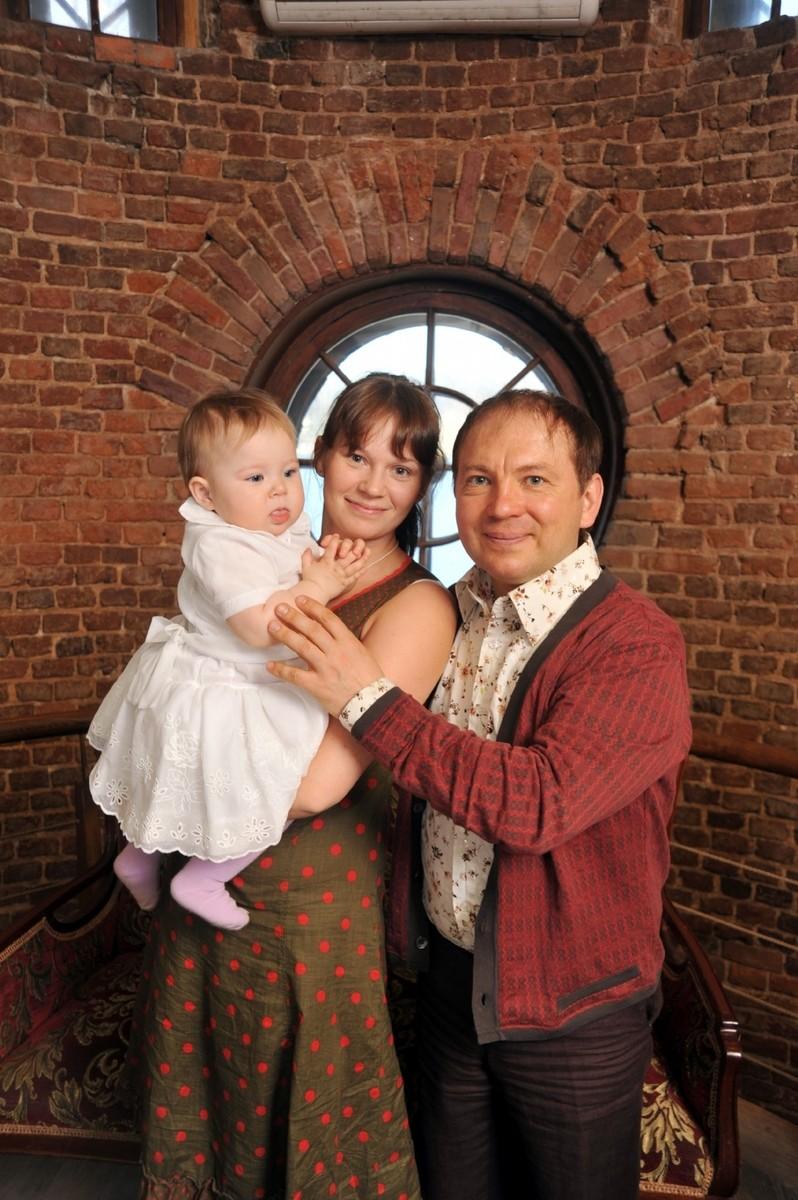 Вторая жена и ребенок