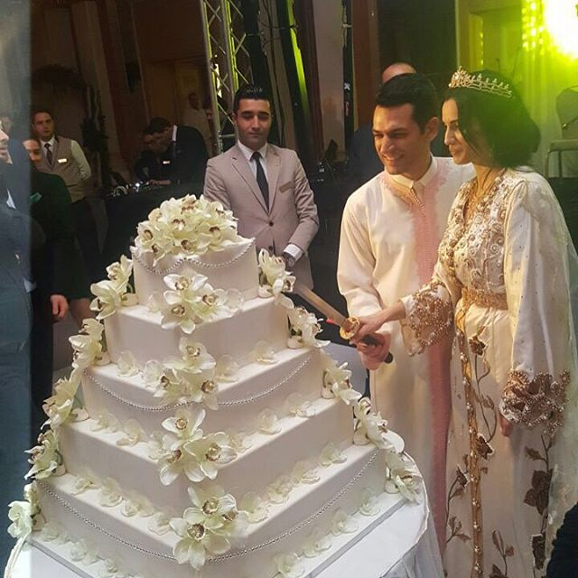 Мурат Йылдырм и Имане Эльбани
