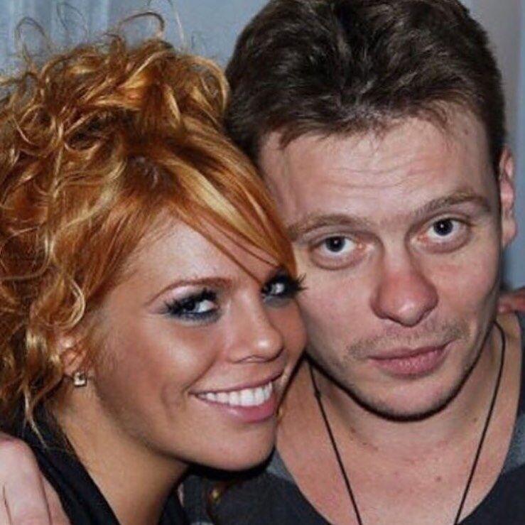 Анастасия Стоцкая и Павел Майков
