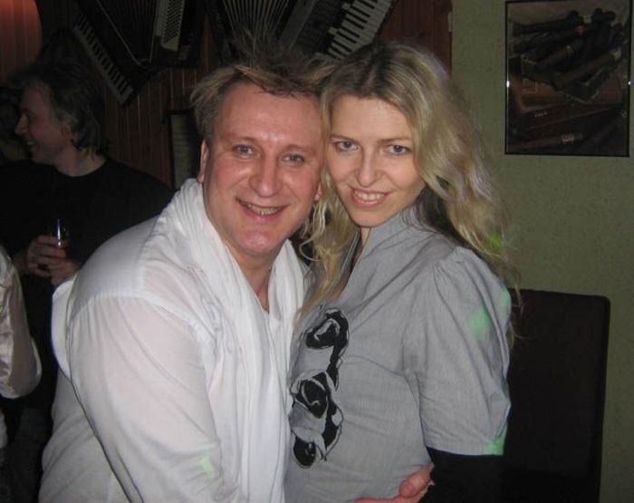 Жена Сергея Пенкина – фото