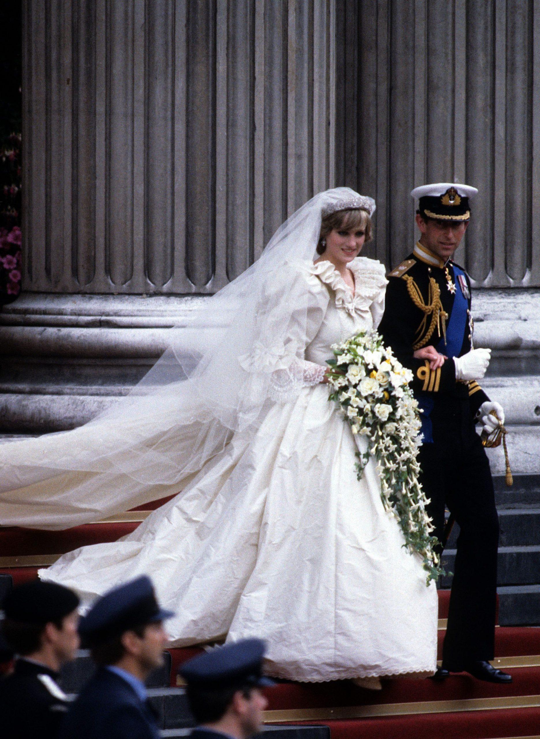 Принц Чарльз и Леди Ди