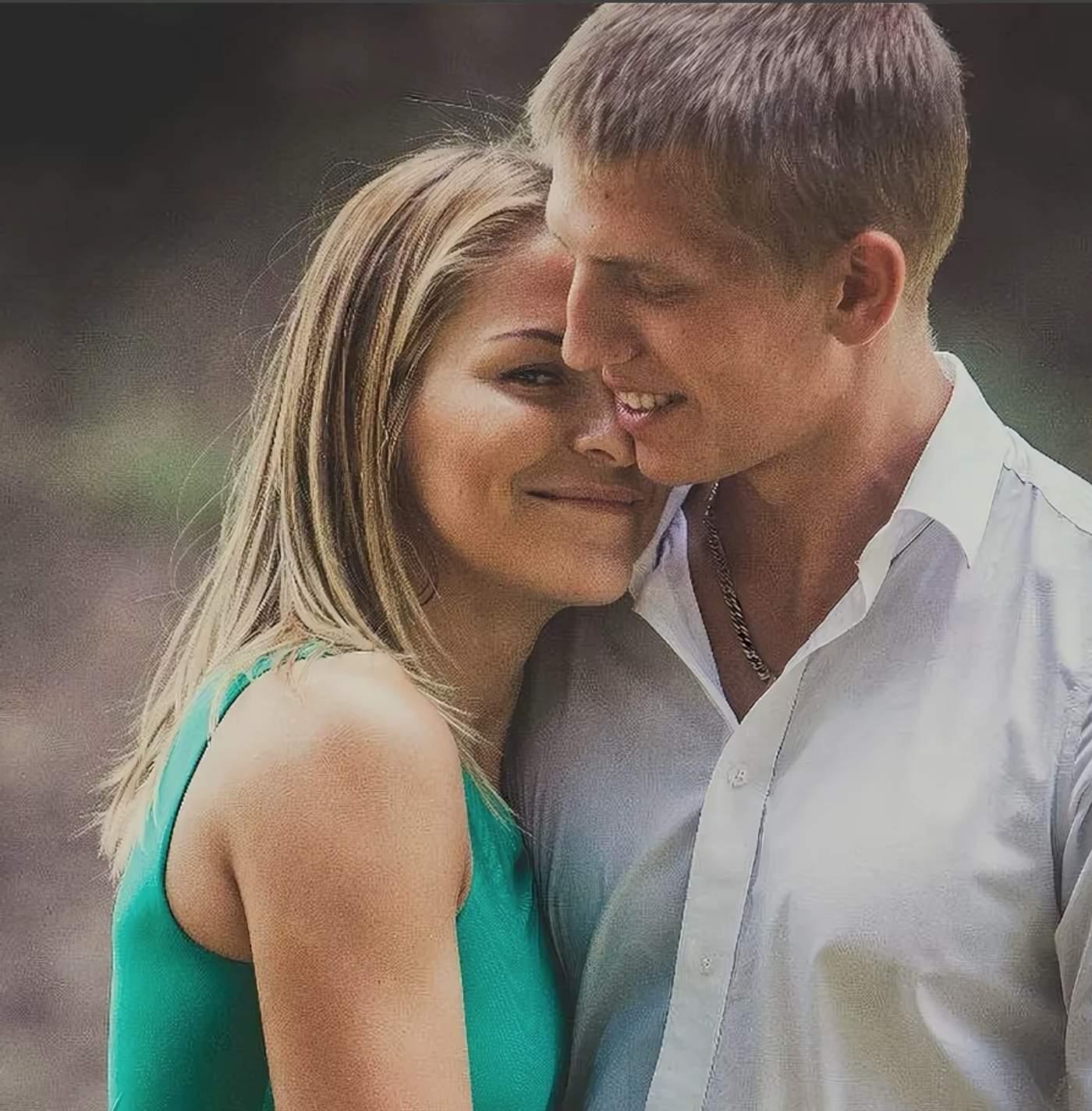 Алексей и Елена Щербаковы