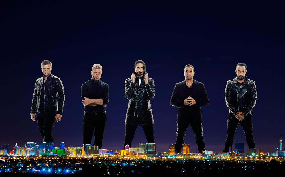 Группа «Backstreet Boys»