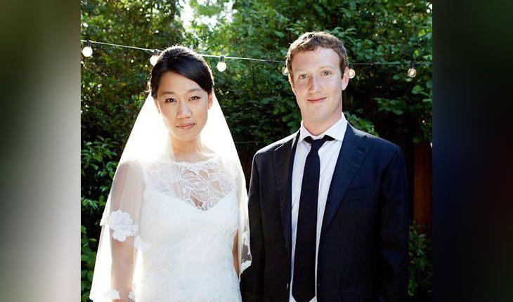 Жена Марка Цукерберга – фото