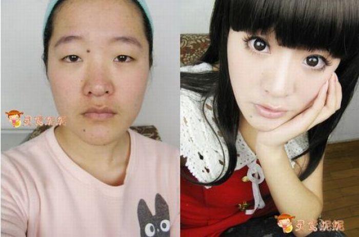 Картинки по запросу кореянки лепят лицо